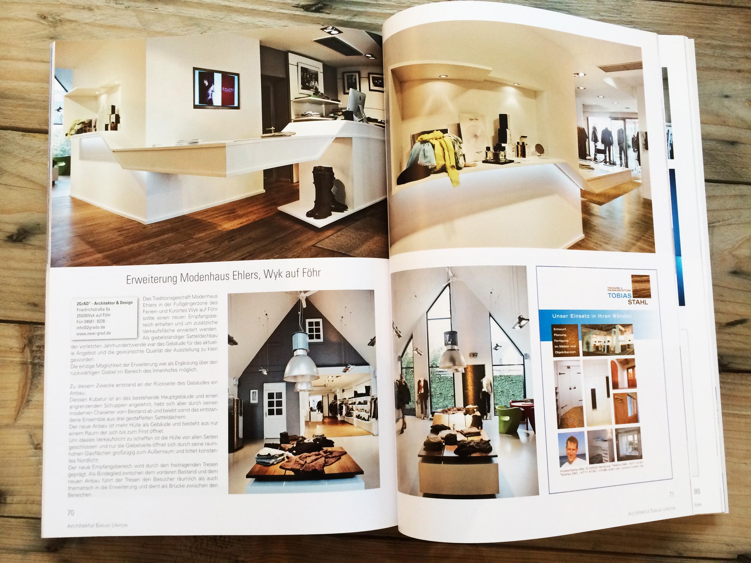 "grotheer architektur » ""Architektur Exklusiv Lifestyle"""