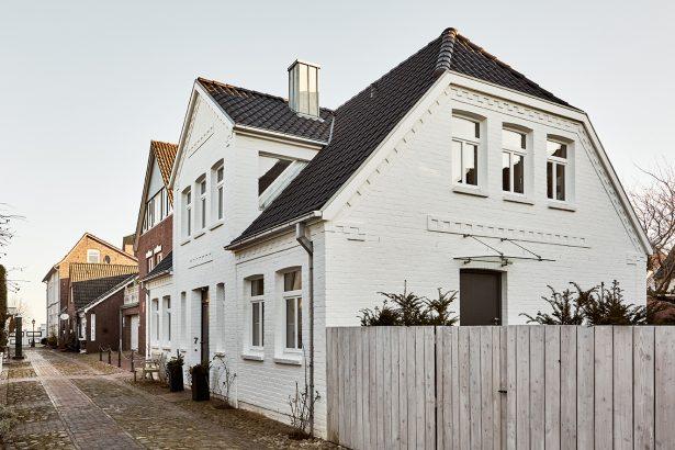 grotheer architektur » GRE – Neubau eines Wohnhaus in Wyk